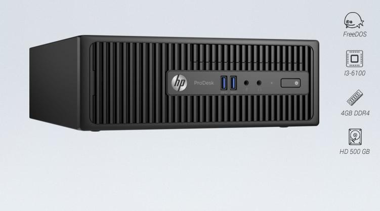 Computador HP ProDesk 400 G3 SFF