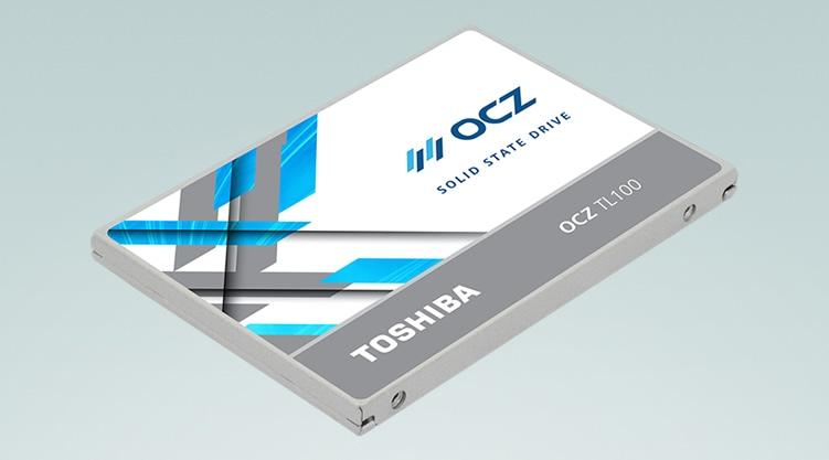 SSD Toshiba OCZ TL100