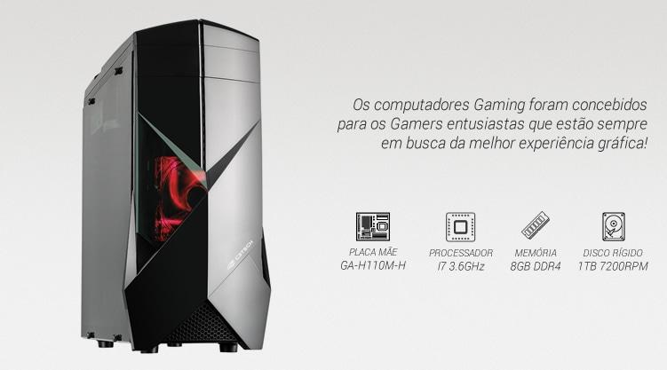 Computador Turing Gamer