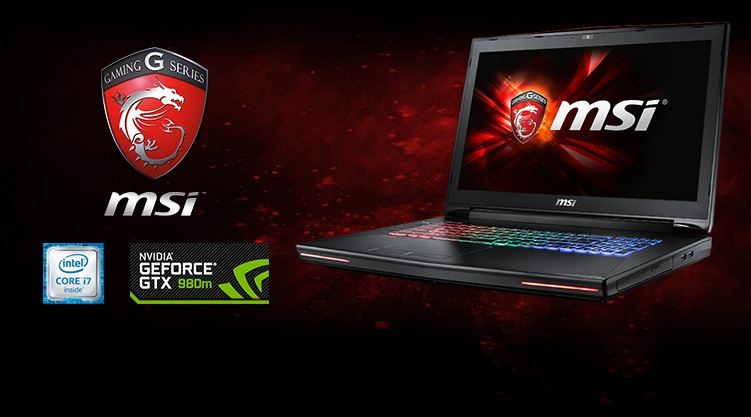 Notebook Gamer MSI GT72S 6QE DOMINATOR PRO G