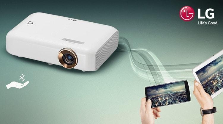 Projetor LG PH550
