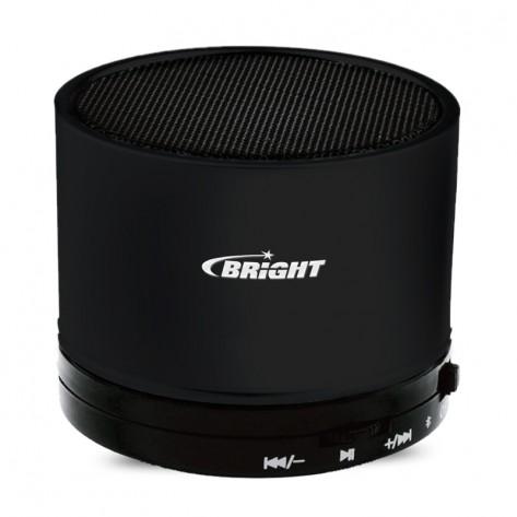 Caixa de Som Bright Bluetooth - Preta - 3W