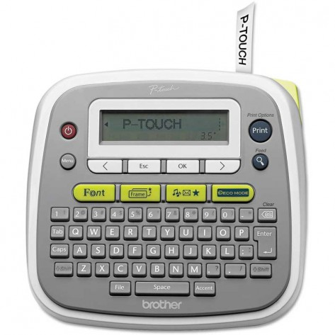 Rotulador Eletrônico Brother - PT-D200