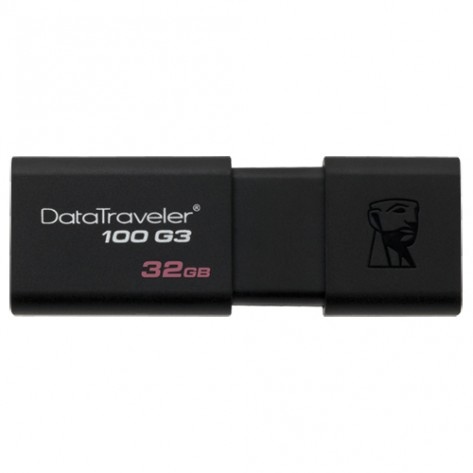 Pendrive Kingston DT100G3 - 32GB - USB 3.0