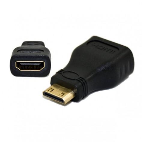 Adaptador Mini HDMI Macho X HDMI Fêmea