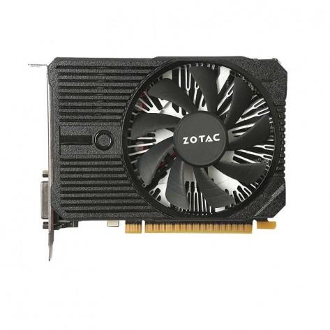 Placa de Vídeo Zotac GeForce GTX 1050 Ti - 4GB 128-bits GDDR5 - PCI Express 3.0