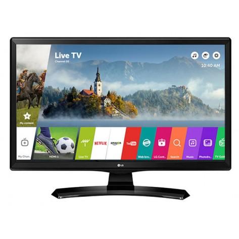 """Smart TV Monitor LG LCD LED 24"""" (23.6) 24MT49S-PS (1366x768)"""