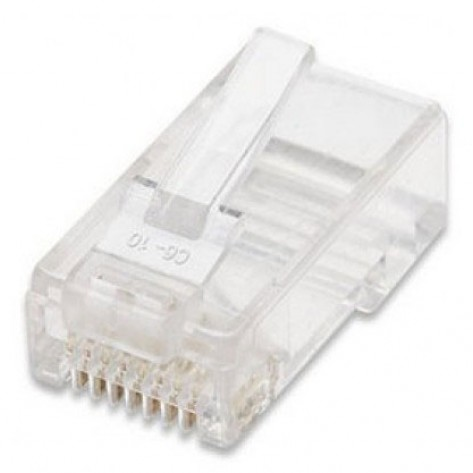 Conector RJ45 CAT6 Macho Flex