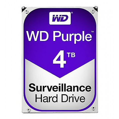 HD 4TB (4000GB) Western Digital WD40PURZ Sata III - 64MB 5400 RPM