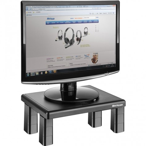 Suporte ergonômico para monitor LCD - Multilaser AC125