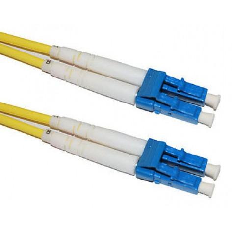 Cordão ótico duplex LC/UPC-LC/UPC Duplex SM9/125/2mm - 2.5 Metros