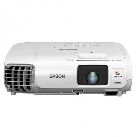 Projetor EPSON S27 - 2700 Lumens (800X600)