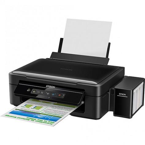 Multifuncional Epson L365 Tanque de Tinta - Impressão, digitalização e cópia - Wi-Fi
