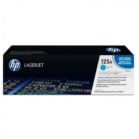Toner Ciano HP LaserJet 125A - (CB541A)