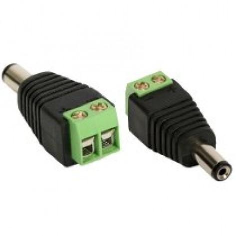 Adaptador P4 de Energia para Câmera - CXR-CFTV-P4 BORNE