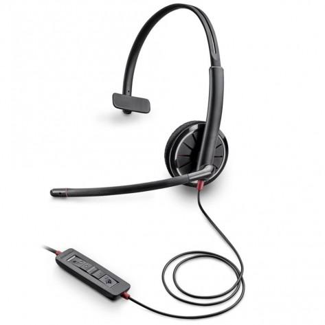 Fone de ouvido Headset Plantronics Blackwire C310-M - USB