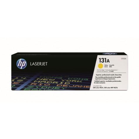 Toner HP 131A - Amarelo