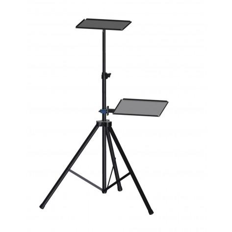 Tripé para projetore com bandeja para Notebook - Avatron TPN-180-B