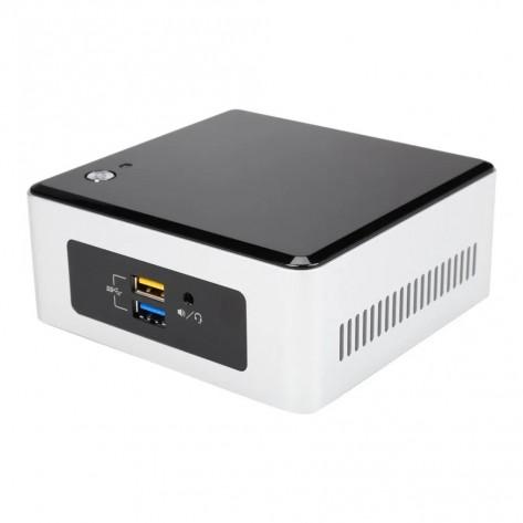Mini PC Intel NUC NUC5PPYH Pentium N3700  2.40 GHz - 4GB RAM - Wifi/Bluetooth - Sem HD - Linux