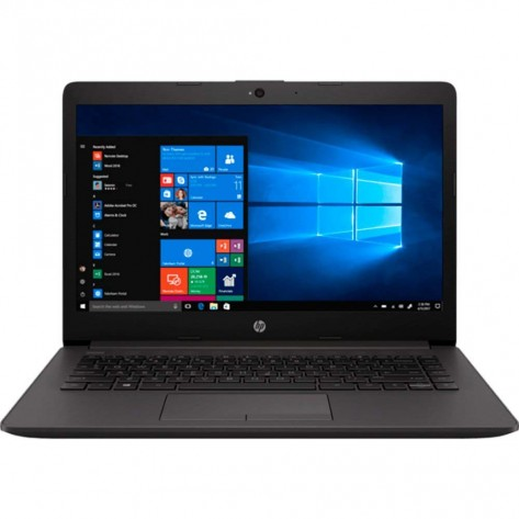 Notebook HP 240 G7 (8MU94LA#AC4) i5 - 8250U - 8GB DDR4 2400mhz - SSD 256GB- Tela 14'' - Windows 10 Pro