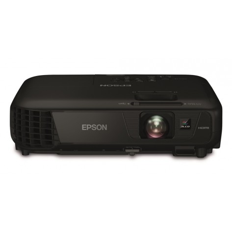 Projetor Epson PowerLite S31+ - 3.200 Lumens (800x600)