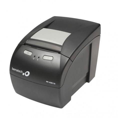 Impressora de Cupom Não Fiscal Térmica Bematech MP 4200 TH (USB/Guilhotina)