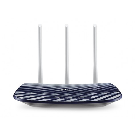 Roteador TP-Link Dual Band AC750 Archer C20  - AC 750 Mbps - Wireless