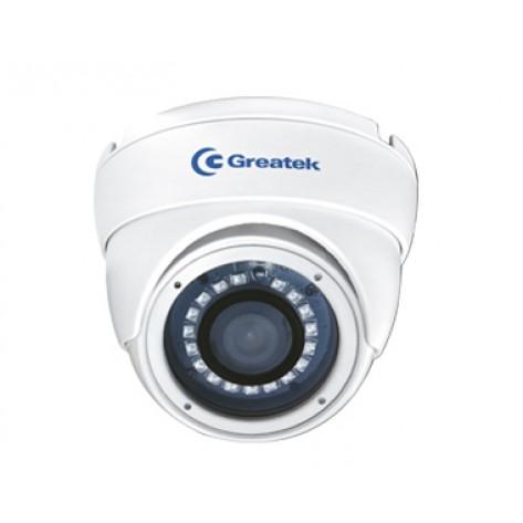 Câmera Greatek SDME-22810M para Segurança Eletrônica com Infra-Vermelho 1.0 MP 20M 2.8MM - 720p