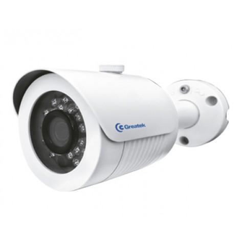 Câmera Greatek SBME32810M para Segurança Eletrônica com Infra-Vermelho 1.0 MP 30M 2.8MM - 720p