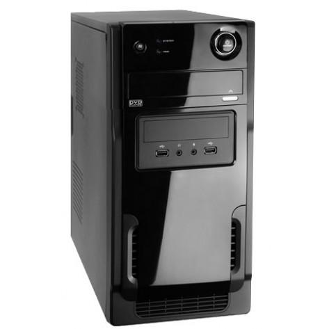 Gabinete WiseCase ATX FT-401 - Sem fonte - Preto