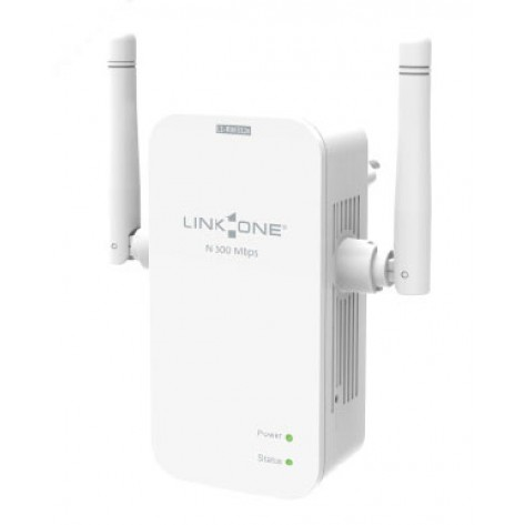 Roteador e Repetidor Wireless Link-One L1-RW312n Nano - 300Mbps