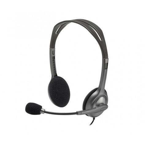 Fone de Ouvido Headset Logitech - H111