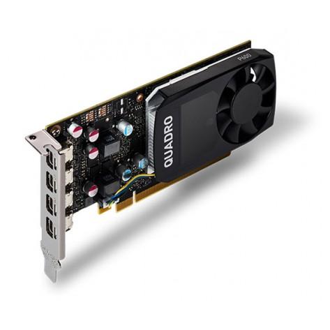 Placa de Vídeo Quadro PNY P600 - 2GB GDDR5 128 bits - PCI Express 3.0 - Low-Profile