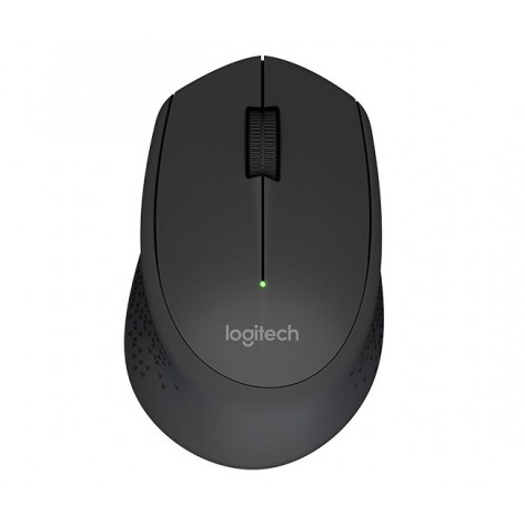 Mouse sem fio Logitech M280 - Preto - Wireless 2.4GHz - 1000 dpi