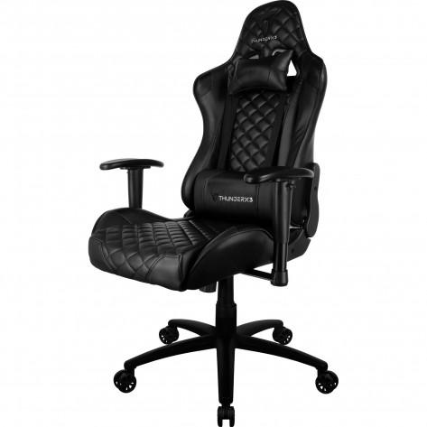 Cadeira Gamer Profissional THUNDERX3 TGC12-B - Preta