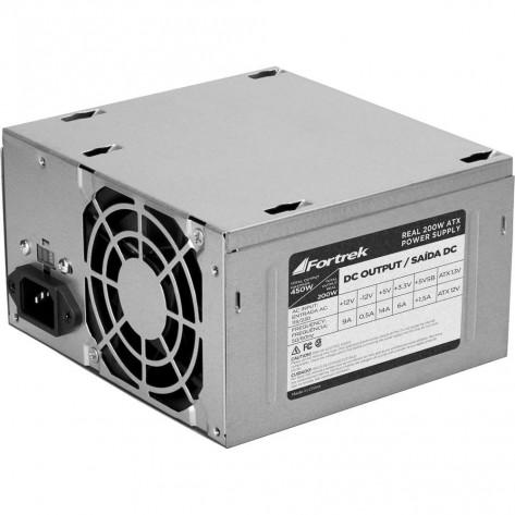 Fonte ATX 200W Fortrek PWS-2003