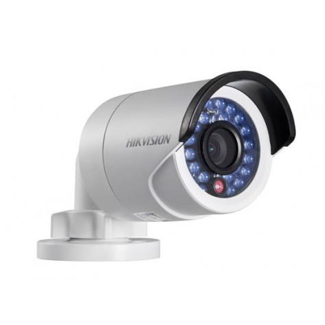 """Câmera IP Bullet Infra Red até 30mts - 2.0 Megapixel - D-WDR ICR - Digital 1/3"""" - IP66 - Lente 4.0mm - PoE"""