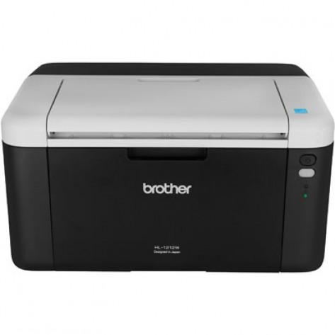 Impressora Monocromática Brother HL-1212W - Wireless