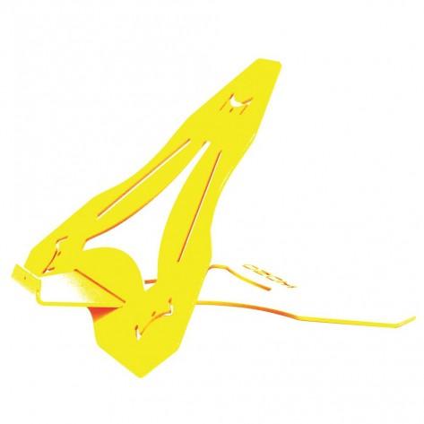 Suporte para Notebook Ozom Air Stand - Amarelo