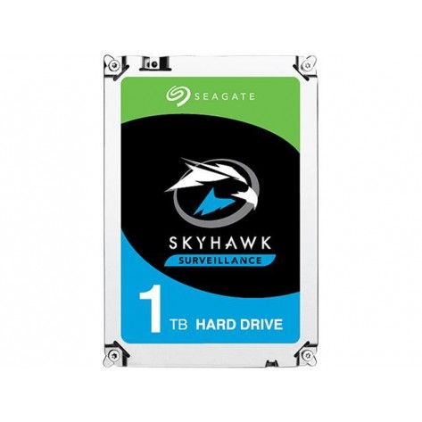HD 1TB (1000GB) Seagate Surveillance Skyhawk - SATA de 6 Gb/s - 64 MB - 5900RPM