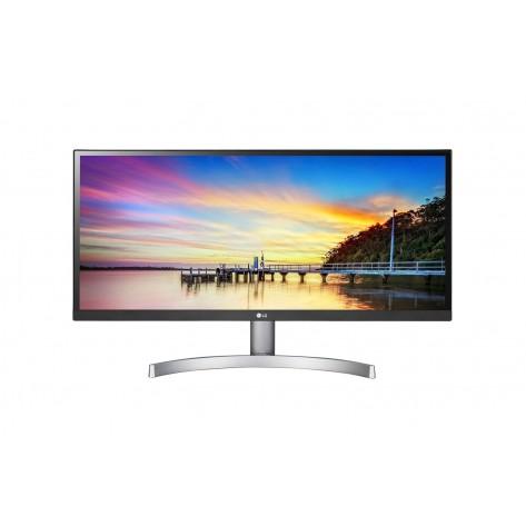 Monitor 29'' LED LG 29WK600-W UltraWide - 2560 x 1080, 75Hz, 5ms - IPS - HDR10 - AMD FreeSync