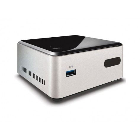 Mini PC Intel NUC CN28304120 - Intel® N2830 - Dual Core - 4GB RAM 120GB SSD - Linux