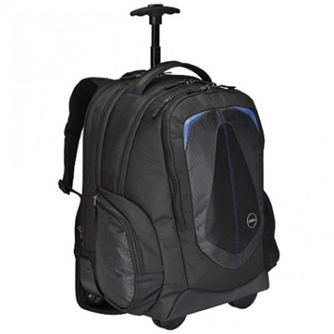 "Mochila Dell Adventure para notebook de 15,6"" - Com rodas"