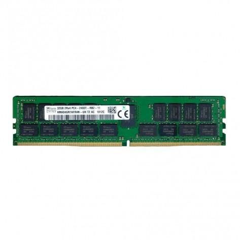 Memória 32GB DDR4 SK Hynix HMA84GR7AFR4N-UH - PC4-2400T-RB2-11 (2400MHZ) - ECC Registrada - RDIMM