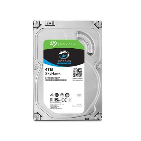 HD 4TB Seagate SkyHawk ST4000VX007 - SATA de 6 Gb/s - 64 MB - 5900RPM