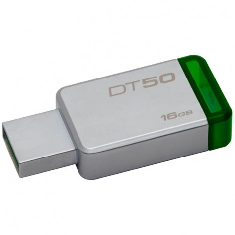 Pen Drive Kingston DataTraveler DT50/16GB - 16GB - USB 3.1