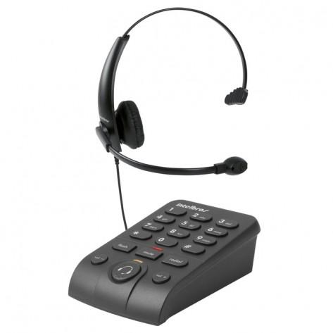 Telefone Headset Intelbras - HSB40