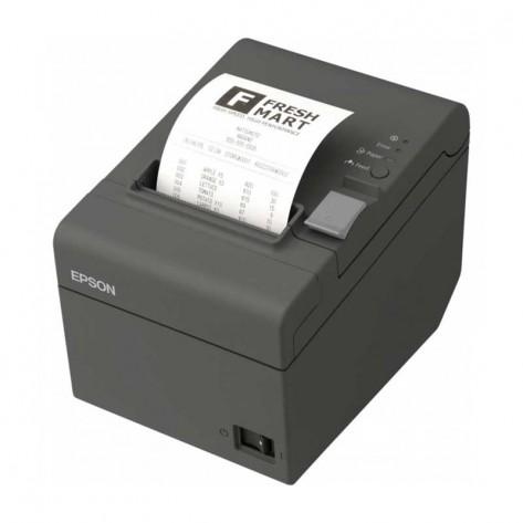 Impressora Térmica Epson TM-T20 (BRCB10083) Ethernet - Não Fiscal - Bivolt