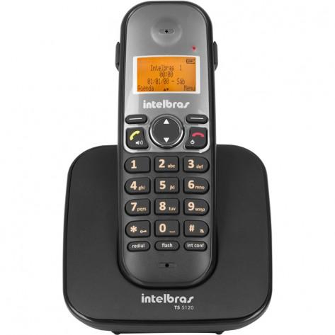 Telefone sem fio digital Intelbras - TS 5120