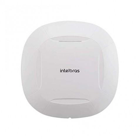 Access Point Corporativo Intelbras AP 1210 AC Dual Band - PoE 802.3af - 10/100/1000 Mbps - 1200Mbps